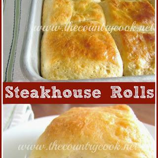 Steakhouse Rolls