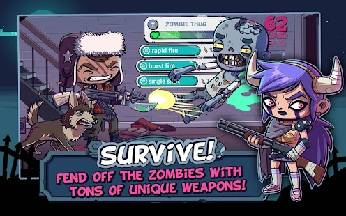 ZOMBIES ATE MY FRIENDS Mod (Unlimited Coins) v1.0.0 APK