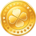 Lucky Coin Flipping 3D logo
