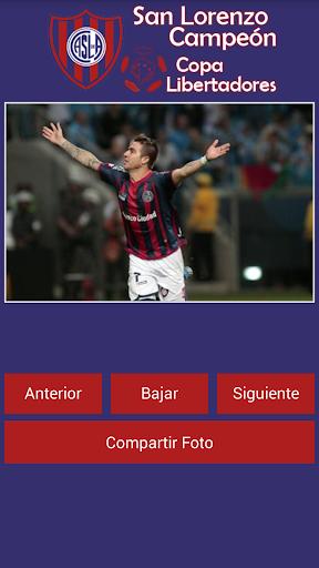免費下載運動APP|San Lorenzo Campeón 2014 app開箱文|APP開箱王