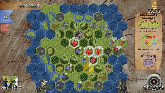 Retaliation Enemy Mine Lite- screenshot thumbnail