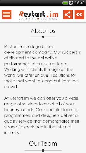 【免費商業App】Restart.im - Apps for Business-APP點子
