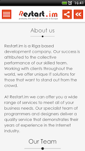 Restart.im - Apps for Business- screenshot thumbnail