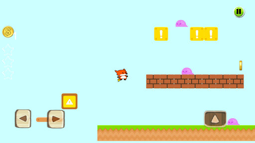 Creative Fox - Mario Inspired