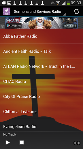 Audio Sermons and Services