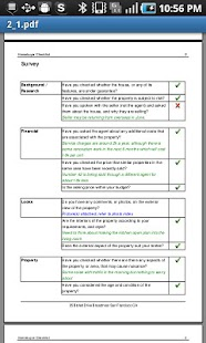 Homebuyer Checklist- screenshot thumbnail