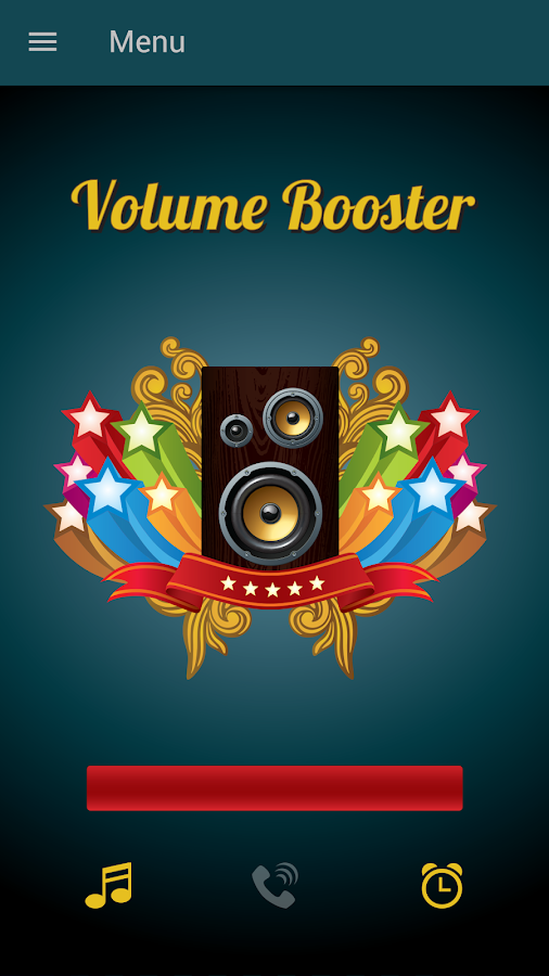 Volume Booster - screenshot