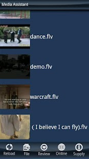 MediaPlayer(FLV-RM-RMVB-FLV) - screenshot thumbnail