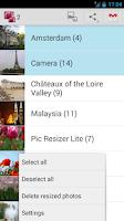 Screenshot of Pic Resizer Lite