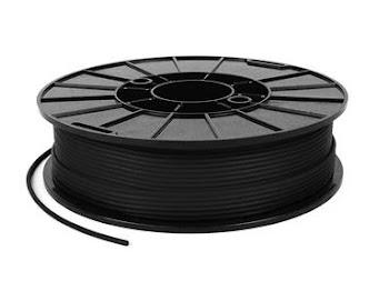 NinjaFlex Midnight Black TPE 3D Printing Filament - 1.75mm