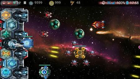 Galaxy Defender: Battlestation 1.09 screenshot 25754