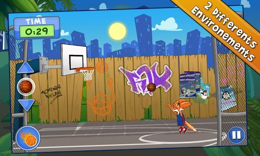 Jimmy Slam Dunk - screenshot thumbnail
