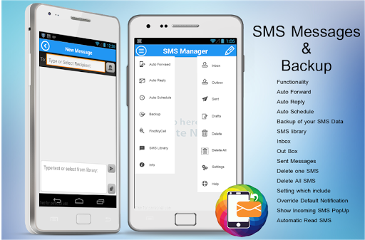 SMS Messages Backup