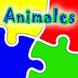 Animals Puzzle Spanish
