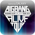 BIGBANG Alive GALAXY Tour icon