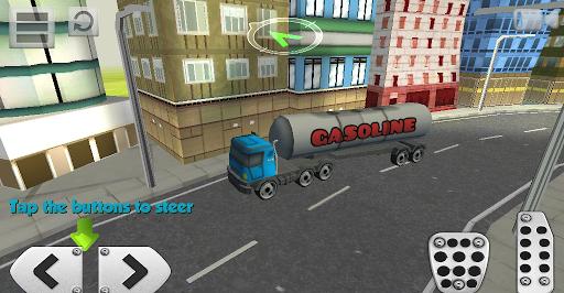 Oil Transporter Truck