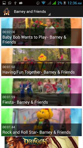 【免費媒體與影片App】Kids Video-APP點子