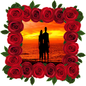 Roses Cadres Photo icon