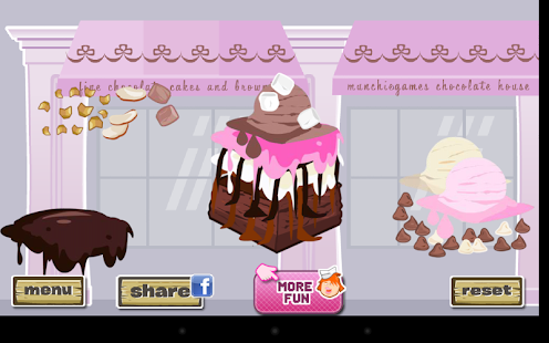 Fudge Brownie Dressup - screenshot thumbnail