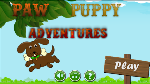 Paw Puppy Adventure Patrol