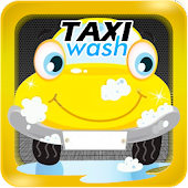 Car Wash Salon Games : Taxis