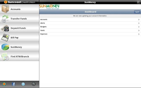 SunMobile for Tablet - screenshot thumbnail
