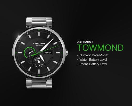 Towmond watchface by Astrobot