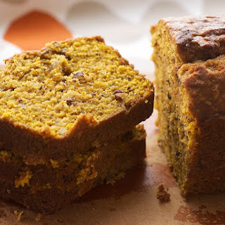 Pumpkin-Pecan Bread.