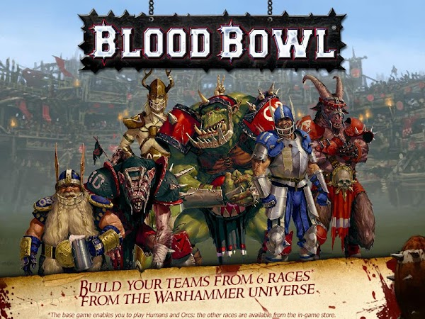 Blood Bowl - screenshot