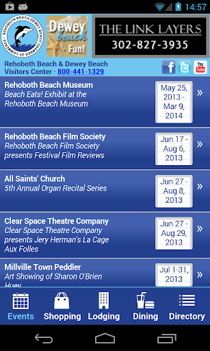Beach Fun Rehoboth-Dewey COC