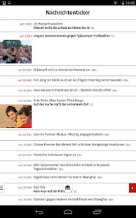 Süddeutsche.de - Nachrichten - screenshot thumbnail