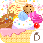 Kawaii Widget[Pop Ice Cream]