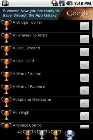 Trophies 4 Spec Ops The Line - screenshot