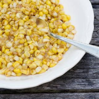 Buttered Skillet Corn Recipe