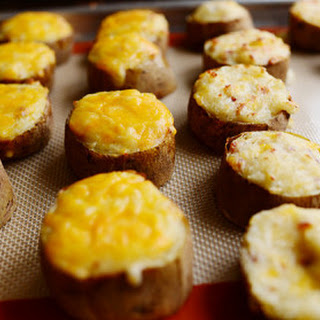 Slice-Baked Potatoes.