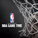 NBA GAME TIME logo
