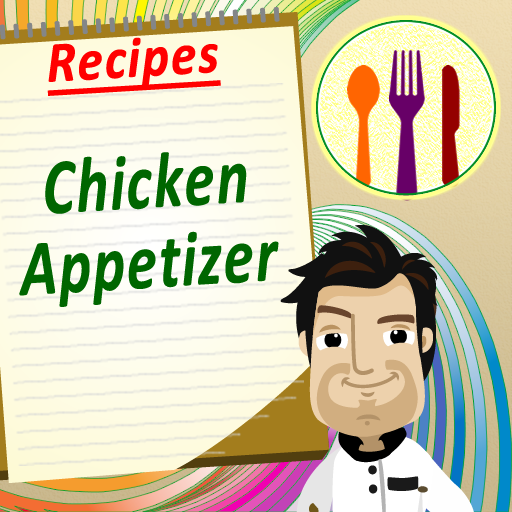 Chicken Appetizers Cookbook