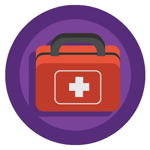 応急処置 健康 App LOGO-硬是要APP