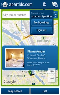 Apartment and Property Rentals - screenshot thumbnail