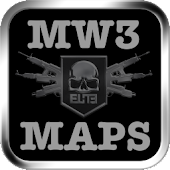 MW3 Maps - Modern Warfare 3