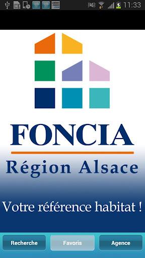 FONCIA REGION ALSACE