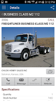 Screenshot of Truck Paper