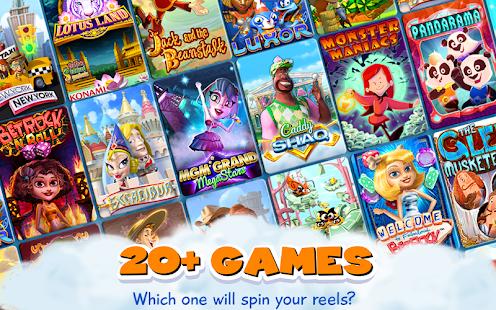 myVEGAS Slots Free Casino - screenshot thumbnail
