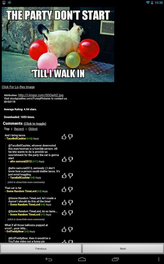 Funny Pics- screenshot