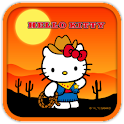 Hello Kitty  CowGirl Theme