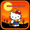 Hello Kitty  CowGirl Theme icon