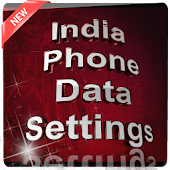 India Phone Data Settings