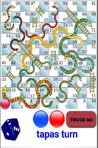【免費解謎App】Snakes And Ladders Game-APP點子