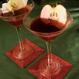 Red Apple Martini.
