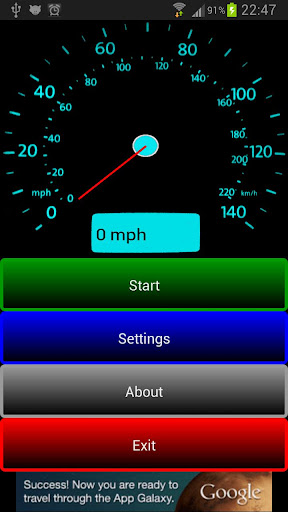 Motorbike Speed